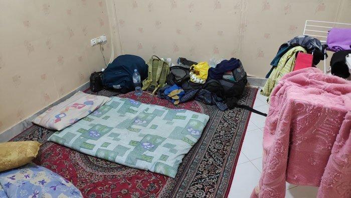 hospitality in iran