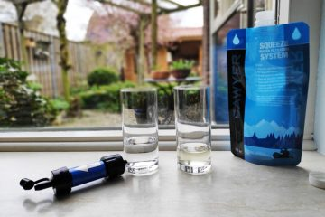sawyer mini waterfilter